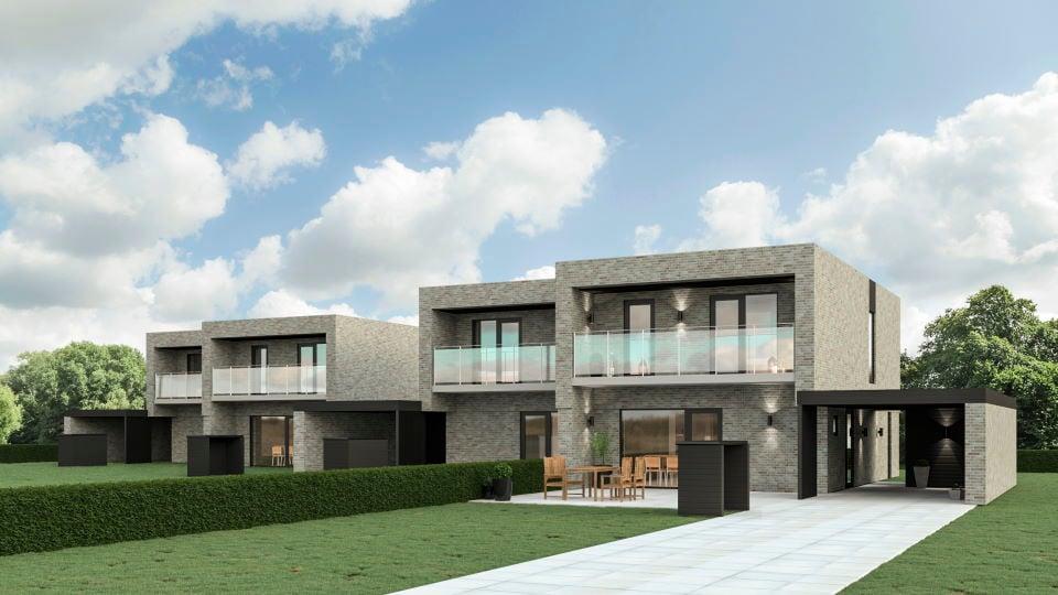 Nye boliger i Taphede