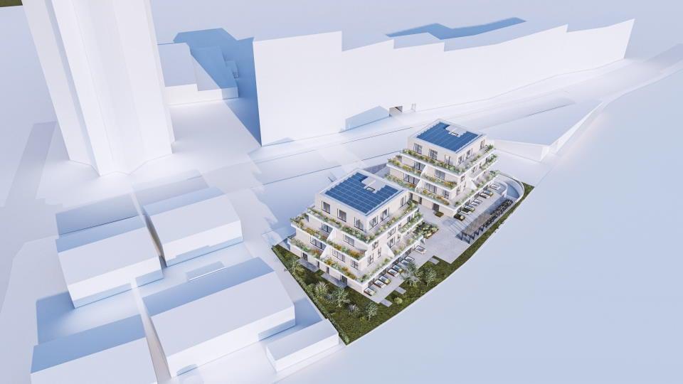 Snart begynder opførelsen af 35 boliger på Artillerivej