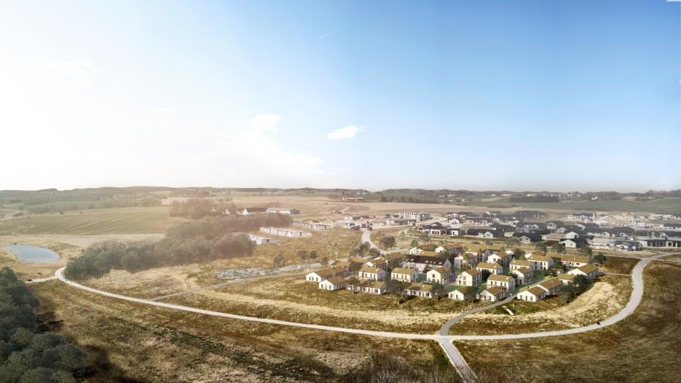 Et nyt bofællesskab er undervejs på Kløverbakken ved Odder