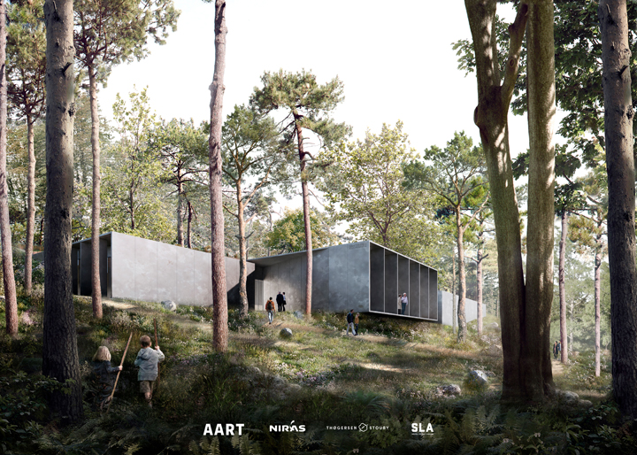 REGAN-Vest---AART-ARCHITECTS---Visualisering-skoven-dag - blog