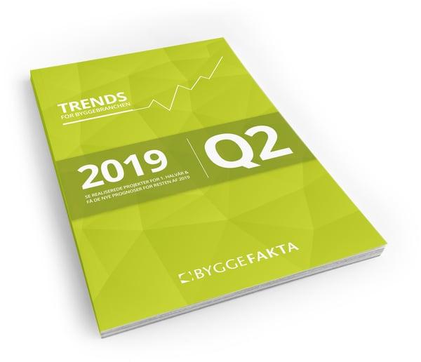 Trends for byggebranchen Q2 2019
