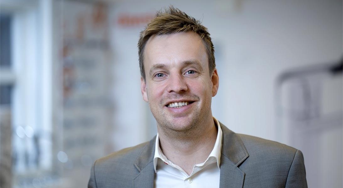 Henrik Haislund Rasmussen, Marketing Manager - Damixa