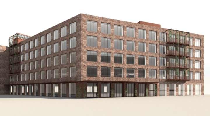 Nyt bæredygtigt multihus i bæredygtigt materiale