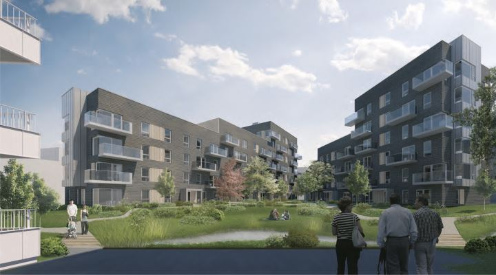 Bonava opfører boliger til PFA - Engparken