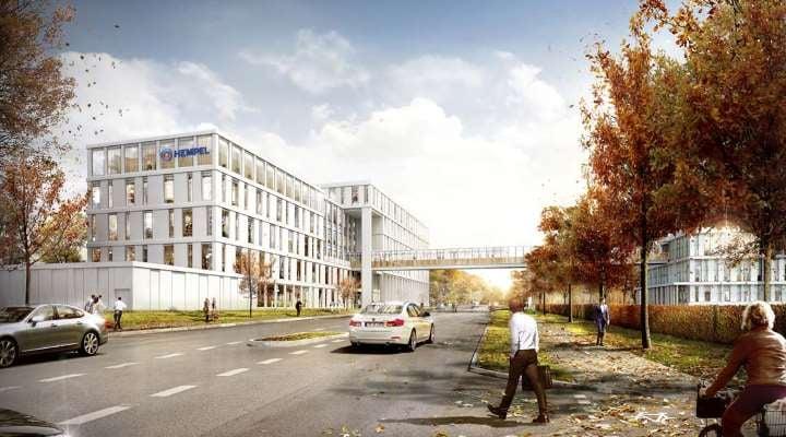 Udvidelse af Hempels hovedkontor i Lyngby