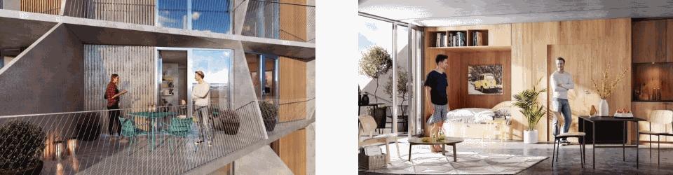 Nye boliger i byområdet Køge Kyst