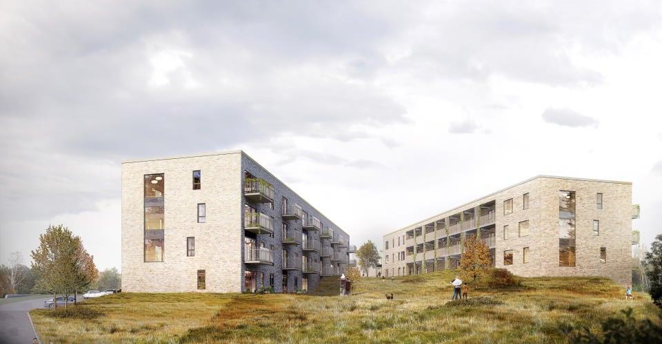 Birch Ejendomme opfører 99 nye boliger på Tegl IV