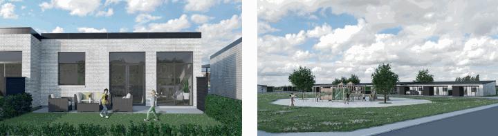80 nye boliger i Funder syd for Silkeborg