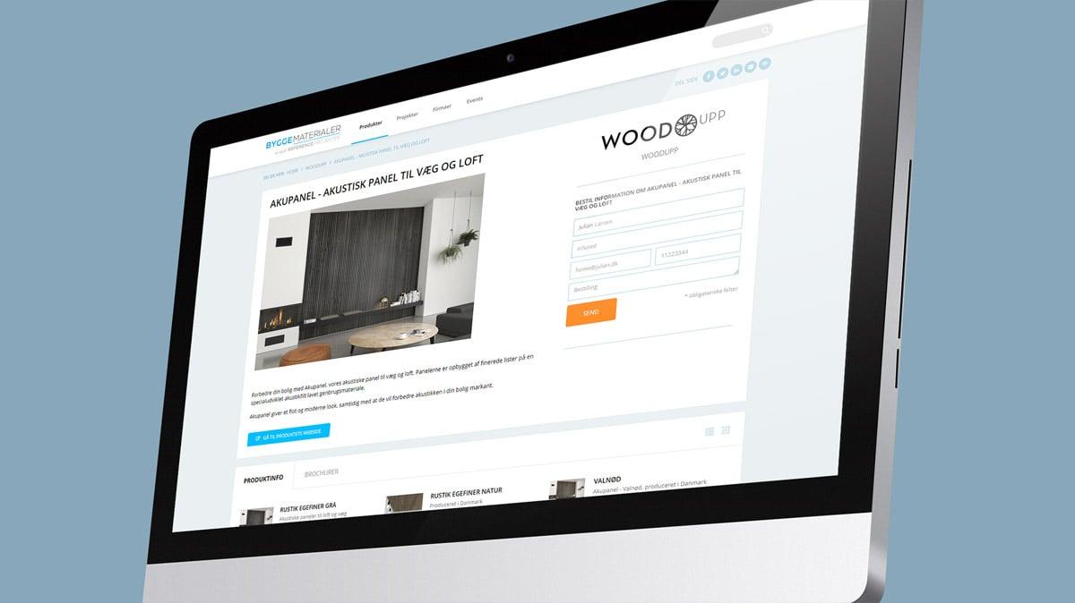 Byggematerialer - markedsfør dine produkter til 30.000 modtagere