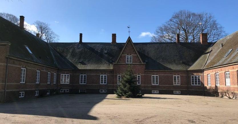 Historisk forpagterbolig bliver til otte nye boliger