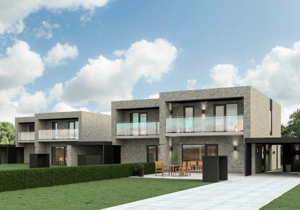 260 nye boliger på vej øst for Viborg med projektet Taphede